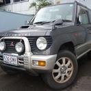 三菱 パジェロミニ 660 VR-II 4WD 社外マフラー T...