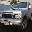 スズキ ジムニー 660 ワイルドウインド 4WD 社外アルミ・...