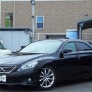トヨタ マークX 3.5 350S 本革サンルーフ HDDナビ ...