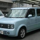 日産 キューブキュービック 1.5 15M Vセレクション 3列...