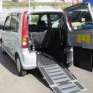 ダイハツ ムーヴ 660 福祉車両 車椅子スローパー(シルバー...
