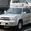 トヨタ ハイラックスサーフ 2.7 SSR-X 4WD HDDナ...