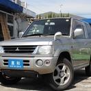 三菱 パジェロミニ 660 (シルバー) クロカン・SUV 軽自動車