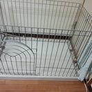 再募集犬ゲージハウスNo.2