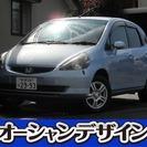 ホンダ フィット 1.3 A 4WD 検2年 CD アルミ フル...