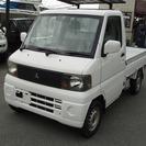三菱 ミニキャブトラック 660 Vタイプ エアコン付 A/C+...