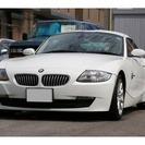 BMW Z4クーペ 3.0si ETC ベージュ革シート 純正ア...