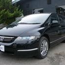 ホンダ オデッセイ 2.4 M 4WD (ブラック) ミニバン