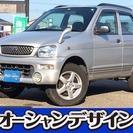 ダイハツ テリオスキッド 660 CL 4WD 検2年 キーレス...