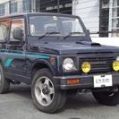スズキ ジムニー 660 ワイルドウインド 4WD MT5速ター...