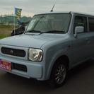スズキ アルトラパン 660 L 4WD (ライトブルー) ハ...
