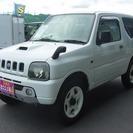 スズキ ジムニー 660 XG 4WD (ホワイト) クロカン...