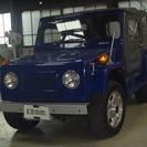 いすゞ ユニキャブ アルミ (ブルー) クロカン・SUV