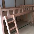 階段付きのシステムベット