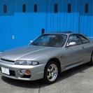 日産 スカイライン 2.5 GTS-4 タイプX 4WD Sルー...
