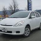 トヨタ ウィッシュ 1.8 X 4WD (ホワイト) ミニバン