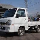スバル サンバートラック 660 TC 三方開 4WD CDデッ...