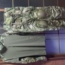 サバゲー サバイバルゲーム 戦闘服 迷彩服 セットアップ