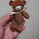 可愛い熊さん。