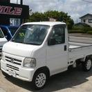 ホンダ アクティトラック 660 SDX 4WD (ホワイト)...