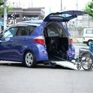 トヨタ ラクティス 1.3 X ウェルキャブ 車いす仕様車スロー...
