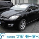 マツダ CX-7 2.3 4WD (ブラックメタリック) クロ...