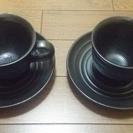 珈琲カップ&ソーサーセット