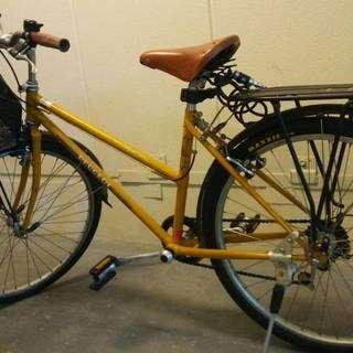 【商談中】Peugeot 7段変速自転車
