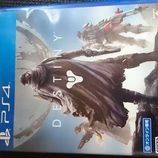 PS4,DESTINY