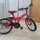 子供用自転車17インチ
