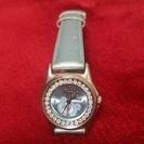 エンジェル ブルー 腕時計♪