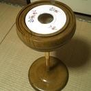 昭和レトロな灰皿