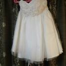 結婚式二次会  花嫁ドレス
