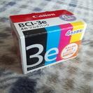 キャノン 純正インク BCL-3e 4色マルチパック