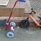 Striderと三輪車 いりますか?