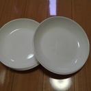 ヤマザキ春のパンまつり2015☆白いお皿5枚セット