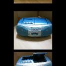 カセット CDラジカセ