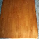 木製 長方形テーブル 受け渡し可能 2月28日まで