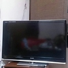 SHARP 46インチテレビ ジャンク品