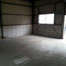倉庫、作業所