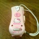 キティちゃん手回し充電器