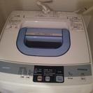 【洗濯機】HITACHI NW-5MR 5kg