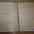 IKEA ベッドベース(すのこ) LURÖY 70×200cm 2セット
