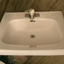流し台トップ(洗面台の手洗い器部分)あげますの画像