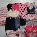 女の子 95夏服ブランドあり