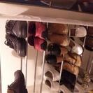 組み立て 靴箱