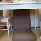 猫脚テーブルセット♪