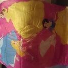 プリンセスの寝袋♪