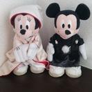 ウェディング(和装)ミッキー&ミニー