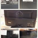 液晶テレビ 2台セット シャープ 三菱